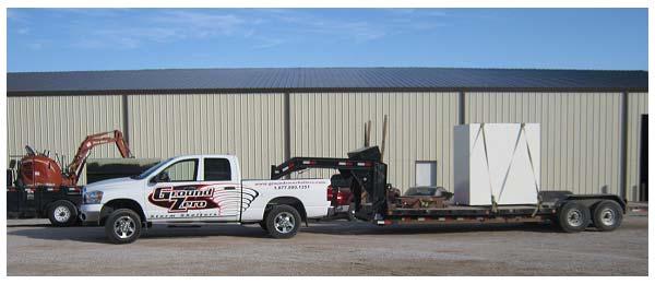 Tornado Company Ground Zero Shelters in Oklahoma